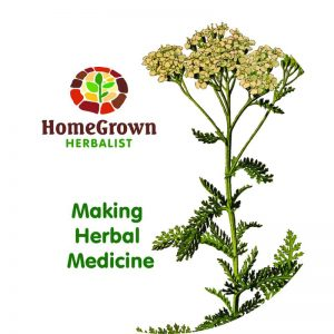 making herbal medicine movie by homegrown herbalist
